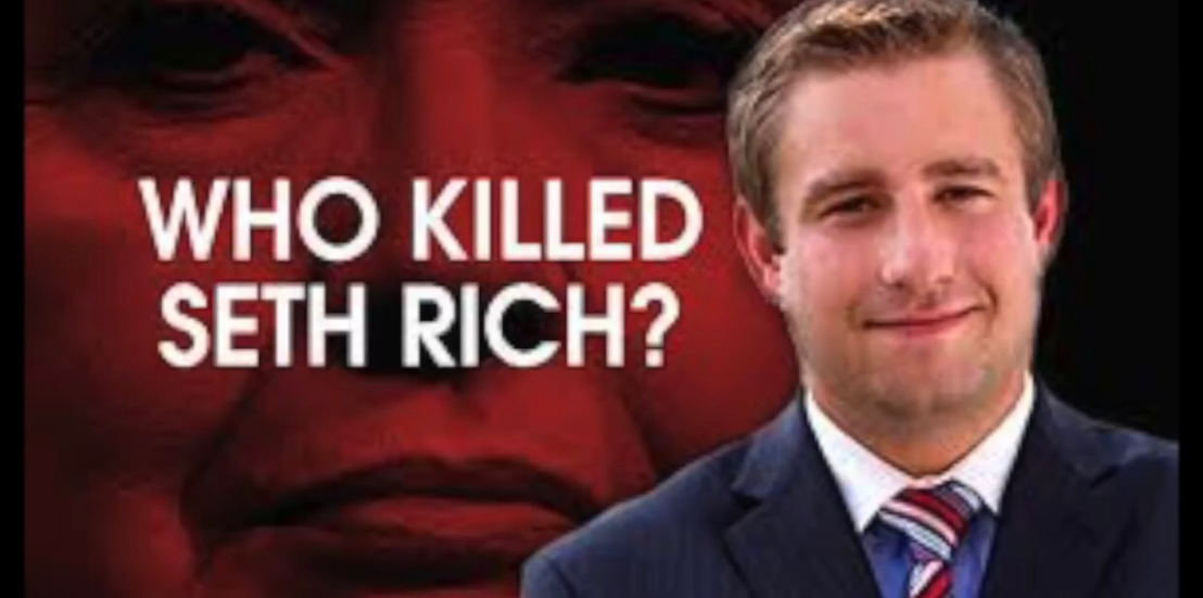Seems Like We Now Have The Name Of Seth Rich Murder Suspect