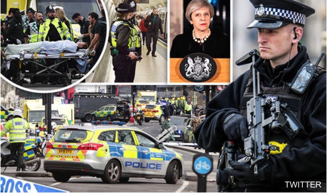 Calls Worldwide Since Recent London Terrorist Attacks, Suspected Terrorist Internment Camps