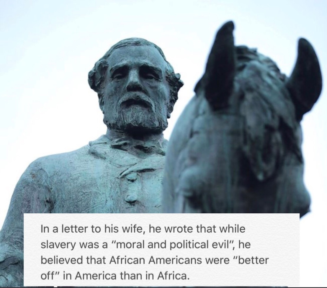 They Tore Down A Statue, They Have History Wrong